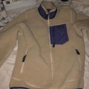 sherpa patagonia jacket